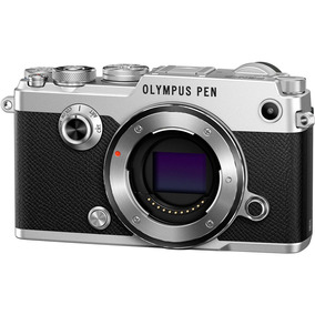 Câmera Olympus Pen-f Pen F (corpo) - Silver - Zerada