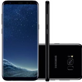 Smartphone Samsunggalaxys8plus Preto6,2câmera12mp1ano Garant