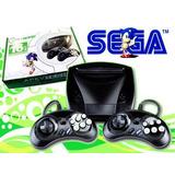Consola Sega 16 Bit Retro C/ 109 Juegos S/ Repetir Completa!
