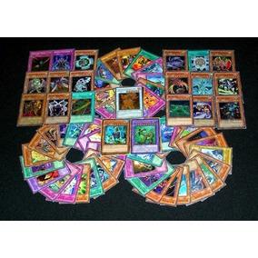 Yugioh 50 Cartas Originales En Español - Oferta Limitada