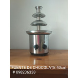 Fuente Chocolate Grande Alquiler + 1 Kg Chocolate