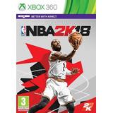 Juego Xbox 360 Nba2k18 Nba 2k18 Dvd Fìsico Calidad 3.0