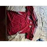 Franela Vinotinto Fvf Talla M Futbol Fan adidas Original