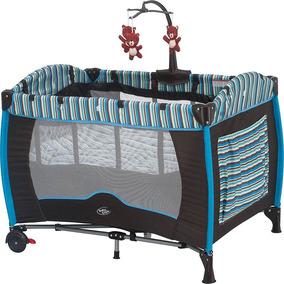 Berço Portátil Plus Com Trocador Mobile Baby Style