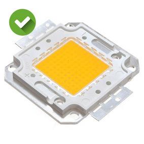 Chip Led 50w P/ Refletor Produto De Bronze Não De Alumínio