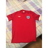 Camiseta Suplente Selección Inglaterra Umbro