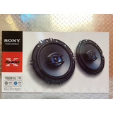 Bocinas Sony Xs-gte1620 Medida 6.5 Pulgadas (redondas)