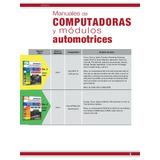 22 Manuales Diagramas Computadoras Y Modulos Automotriz Pdf