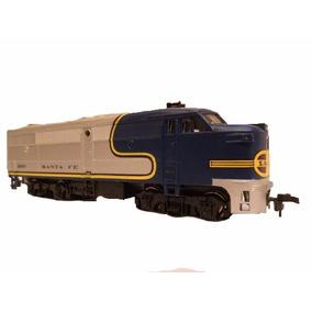 Lionel Locomotora Santa Fe Alco N° 5-5600 Esc Ho Made In Usa