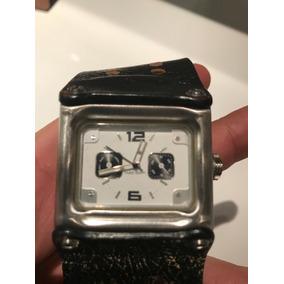 16323d6e3ff Relogio Nike Pulseira De Couro - Relógio Masculino no Mercado Livre ...