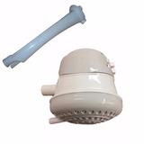 Ducha Electrica Brogas Duchador Calentador De Agua + Brazo