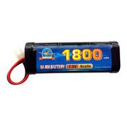 Batería Ni-mh De 7.2v 1800mah Auto Rc Tanques Radio Control