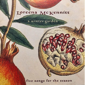 Cd Loreena Mckennitt A Winter Garden Five Songs For The Seas