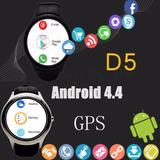 Smartwatch D5, K8 Mini Android 4.4 3g Wifi, Pokemon Go Y Más