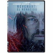 Revenant El Renacido Leonardo Dicaprio Pelicula En Dvd