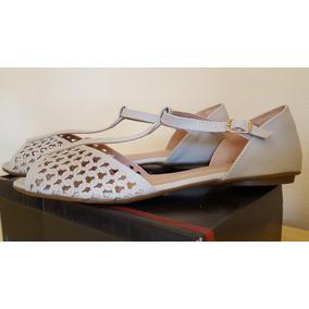 Sapatos Tamanhos Grandes Ana Flex Tam 40 Ref A1