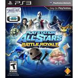 Playstation All-stars Battle Royale Latino Digital Ps3