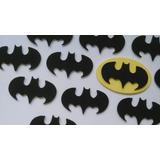 Apliques Batman Lembrancinhas Eva