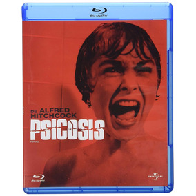 Psicosis Alfred Hitchcock Pelicula En Blu-ray