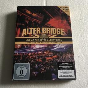 Alter Bridge Live At The Royal Albert Hall 2cd Blu-ray Dvd