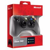 Control Alámbrico Xbox 360 Pc Microsoft Laptop Usb Nuevos