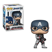 Funko Pop - Marvel Avengers Endgame Captain America #450