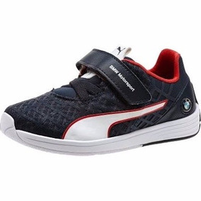 Tenis Puma Bmw Kids Originales 100%