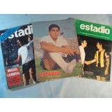 Colo Colo, 1966-1975. Revistas Estadio (3)