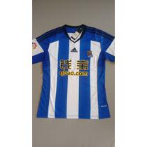 Jersey Local Real Sociedad 2015-2016 Manga Corta