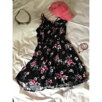 Vestido Floreado Para Jovencita