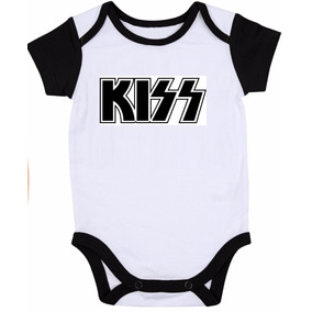 Body Kiss Rock Baby Infantil Raglan
