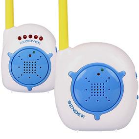 Baby Call San Up Monitor De Sonido Música Alcance 50 Metros