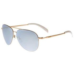 Oculos Espelhado Prata Quadrado De Sol Colcci - Óculos no Mercado ... 43f34b0cf0
