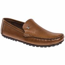 Zapatos Elegancy Casuales Piel 420 Camel Pv