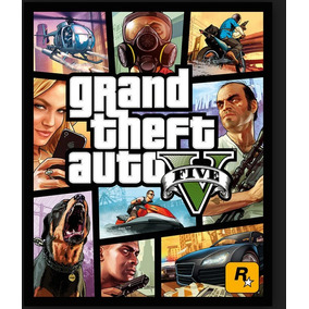 Grand Theft Auto V Pt - Br Gta 5 Psn Midia Digital Ps3
