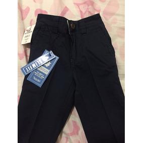Pantalon Casual De Bebe 9 Y 18 Mess