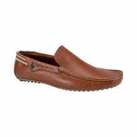 Zapato Hpc Polo Mocasín Casual Vestir Choclo Caballero 2398