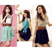 Moda Japonesa Oriental Asia Vestido Blusa Vintage Env Gratis