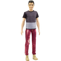 Boneco Ken Fashionistas 6 Color Blocked Cool - Mattel