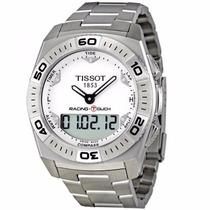 Reloj Tissot Racing Touch De Titanio Con Cristal Zafiro