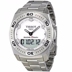 Reloj Tissot De Titanio Con Cristal Zafiro, Dia Del Padre