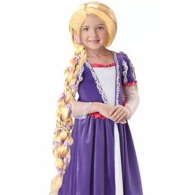 Peluca Rapunzel Importada Niña (unitalla)