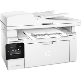 Impressora Hp Laser Multifuncional M130 Wifi Usb 110