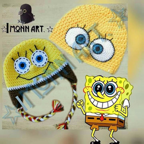 Gorro, Bob Espoja, Tejido A Mano, Crochet!