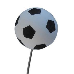 Enfeite De Antena De Teto P/ Carro Bola Bolinha Futebol !
