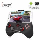Controle Joystick Bluetooth Ipega 9025 Celular Iphone Galaxy
