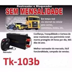 Rastreador Tk-103b Gps Bloqueador Veicular