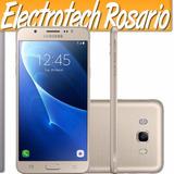 Celular Samsung J7 2016, 2 Flash, Octacore, 16gb Rosario