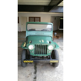 Willys Jeep Willys Ano 51