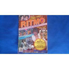 Revista Ritmo Luis Miguel Chamosdaniela Romo Verónica Castro